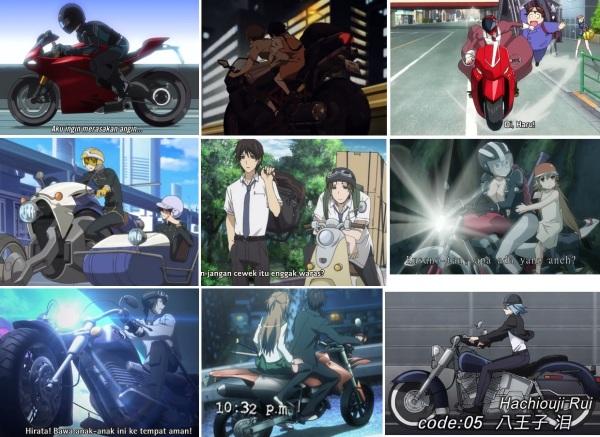 motor anime